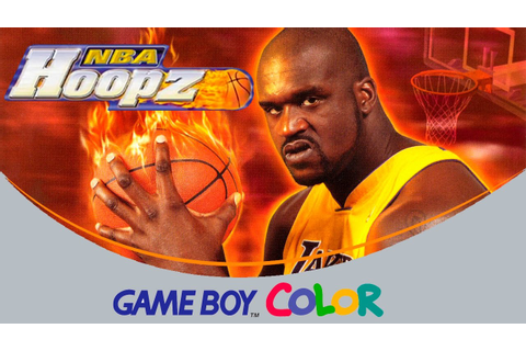 NBA Hoopz [Game Boy Color] - YouTube