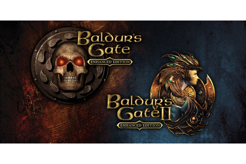 Video Game Review - Baldur's Gate I & II Enhanced Edition