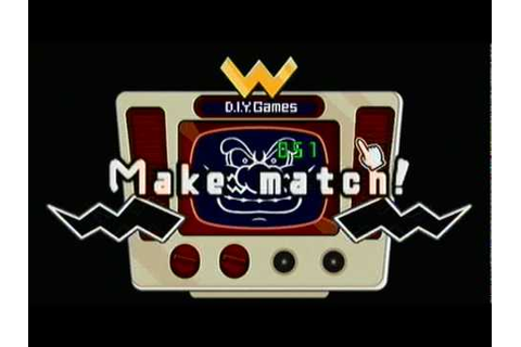 WarioWare D.I.Y. - (3/29) Weekly Games - Color-Full ...