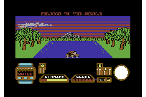 Butcher Hill Commodore 64 [c64.gamepixels.xyz] | Commodore ...