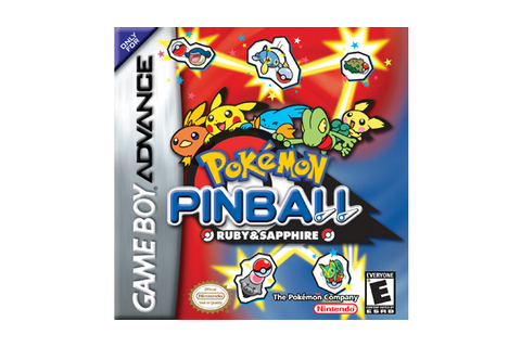 Pokémon Pinball: Ruby and Sapphire | Pokémon Video Games