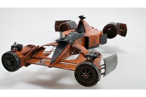 F1 Hover Race Car | Modelers Social Club Forum | SCI-Fi ...