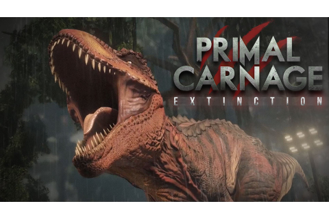 Check Out the PS4 Version of Primal Carnage: Extinction in ...