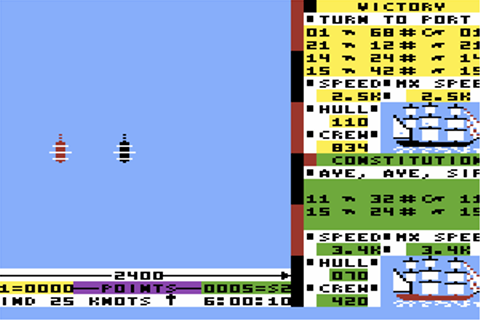 Download Broadsides (Apple II) - My Abandonware