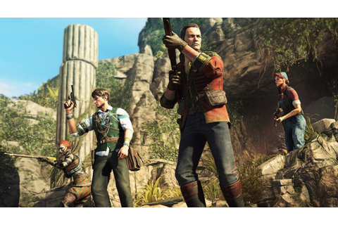 Sniper Elite Dev Announces New Game Strange Brigade - IGN