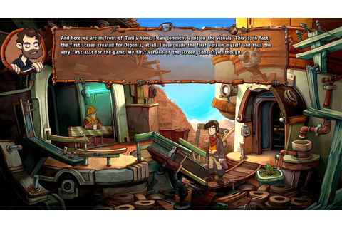 Deponia: The Complete Journey (Video Game Review ...