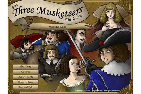 Images The Three Musketeers : The Game