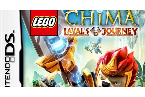LEGO Legends of Chima Lavals Journey [USA] [NDS] | Juegos ...