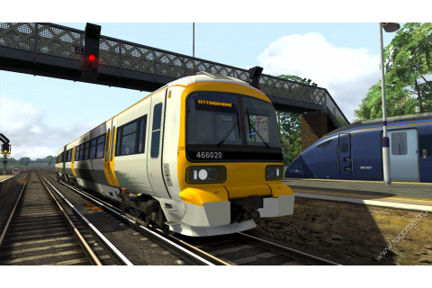 Train Simulator 2014 - Download Free Full Games ...