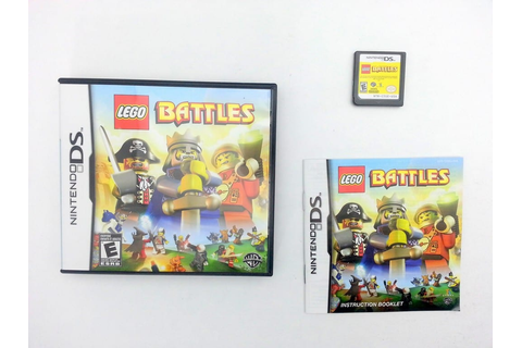 LEGO Battles game for Nintendo DS -Complete - TheGameGuy.ca