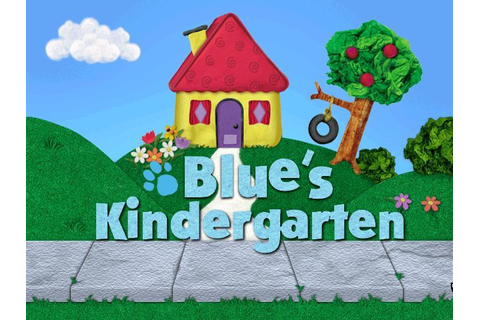 Blue's Clues Kindergarten Screenshots for Windows - MobyGames