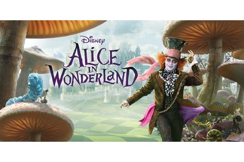 Alice in Wonderland | Wii | Games | Nintendo