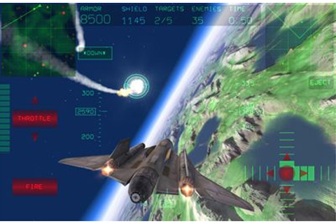 Fractal Combat iPhone game - free. Download ipa for iPad ...