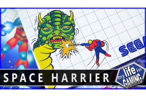 Space Harrier Series - Arcade Gaming Perfection (w/Game ...