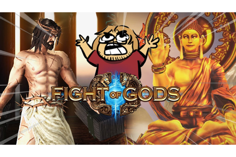 THE SON OF GOD STRIKES BACK - Fight Of Gods: Jesus Arcade ...