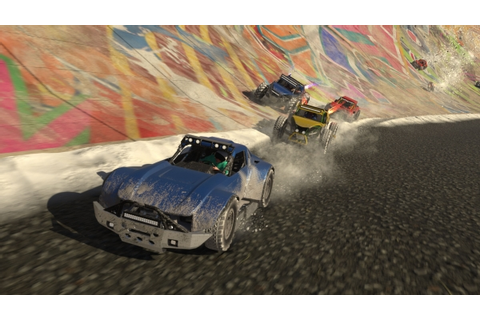 Codemasters and Deep Silver announce arcade racer Onrush ...