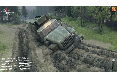Spintires review | PC Gamer