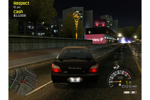SRS Street Racing Syndicate Game - Free Download Full ...
