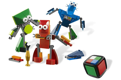 LEGO Robo Champ Game