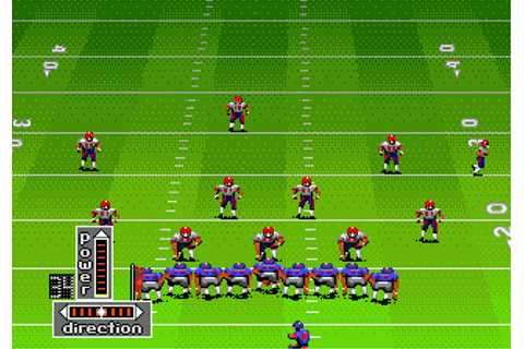 Download John Madden Football '92 - My Abandonware