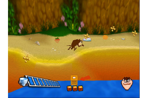 Taz Express (N64) Game - Nintendo 64 - Forum threadsTaz ...