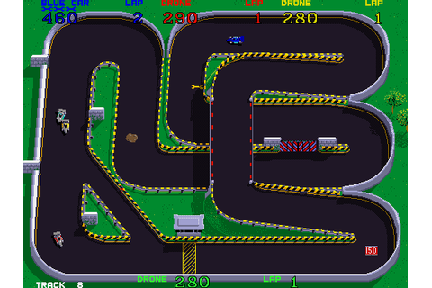 Arcade Throwback: Top 10 driving games