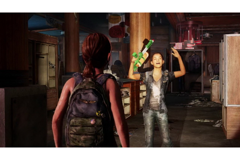 The Last of Us: Left Behind (Game) | GamerClick.it
