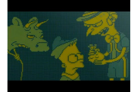 The Simpsons: Bart & the Beanstalk (Game Boy) Playthrough ...