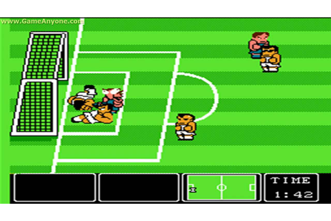 Nintendo World Cup - Match 10: Japan v Italy 1/2 - YouTube