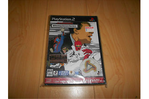 Playstation 2 PS2 J. League Winning Eleven Tactics Japan ...
