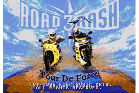 Игра на Sega Road Rash 3: Tour De Force играть онлайн ...
