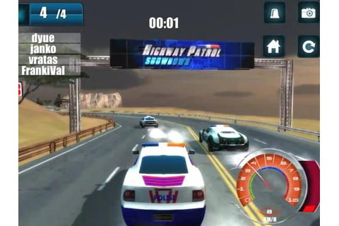 HIGHWAY PATROL SHOWDOWN online game | POMU Games