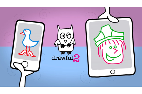 Drawful 2 Now Available For Consoles and PC - BioGamer Girl