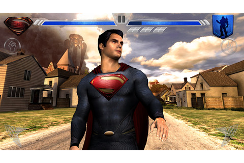 'Man of Steel' Review - A Competent Superman Game Lacking ...