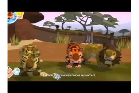 Wii - World Of zoo E3 trailer - YouTube