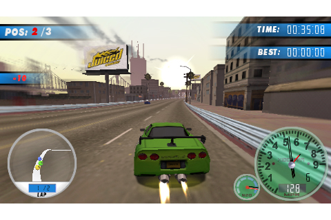 Juiced Eliminator | Download Game PSP PPSSPP PS3 Free