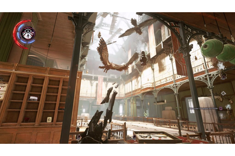Test Dishonored La mort de l'Outsider (PS4 Pro ...