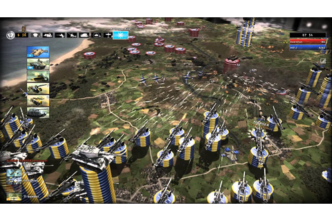 Ruse Epic Artillery Mashing - HQ - 1080p - YouTube