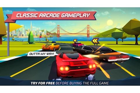 Horizon Chase - World Tour - Apps on Google Play