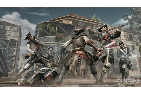 Free Download PC Games Full Version: Assassin's Creed III ...