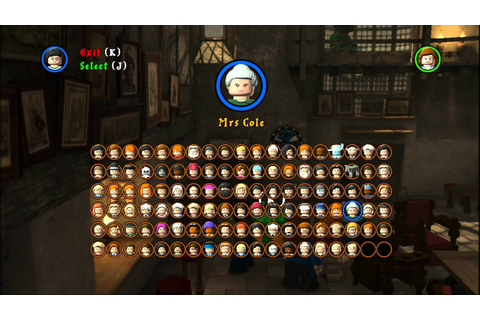Lego Harry Potter years 5-7 : All Characters (view) - 100% ...