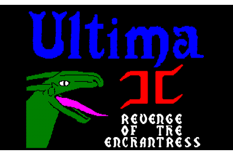 Download Ultima II: The Revenge of the Enchantress... - My ...