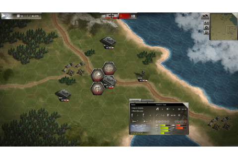 Panzer Tactics HD – Purple Lamp Studios