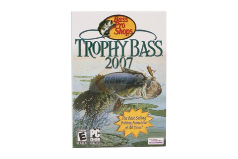 Bass Pro Shop's Trophy Bass 2007 PC Game - Newegg.com