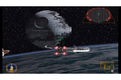 Star Wars Rogue Squadron II: Battle of Endor (Gold Medal ...