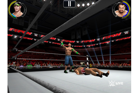 WWE 2K For Mobile Devices Released