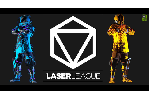 Laser League | Review - YouTube