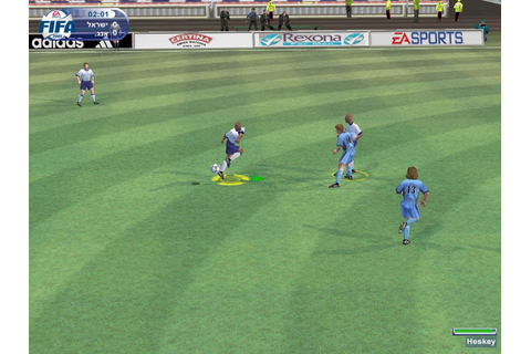 FIFA 2001 Game - Free Download Full Version For Pc