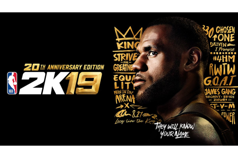 Why LeBron James' NBA 2K19 Cover Could Mean He's Leaving ...
