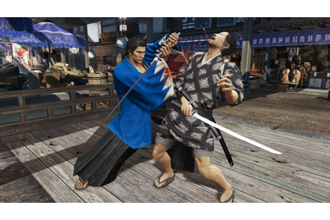 Yakuza: Ishin 'battle style' gameplay walkthrough - Gematsu
